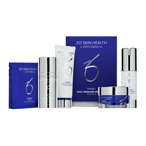 ZO® Skin Health Phase I: Daily Skincare Program in Winnipeg Manitoba